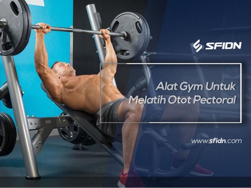 Alat Gym Untuk Melatih Otot Pectoral