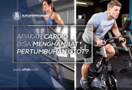 Apakah Cardio bisa Hambat Pertumbuhan Otot