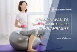 Apakah Wanita Hamil Boleh Berolahraga