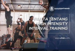 Fakta High Intensity Interval Training