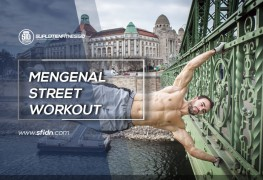Fitness Gaya Baru Street Workout