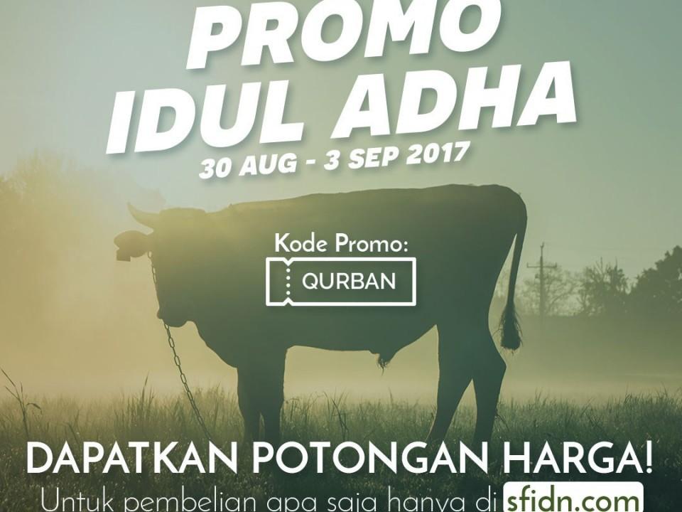 Promo Idul Adha 2017