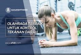 Olahraga Terbaik untuk Kontrol Tekanan Darah