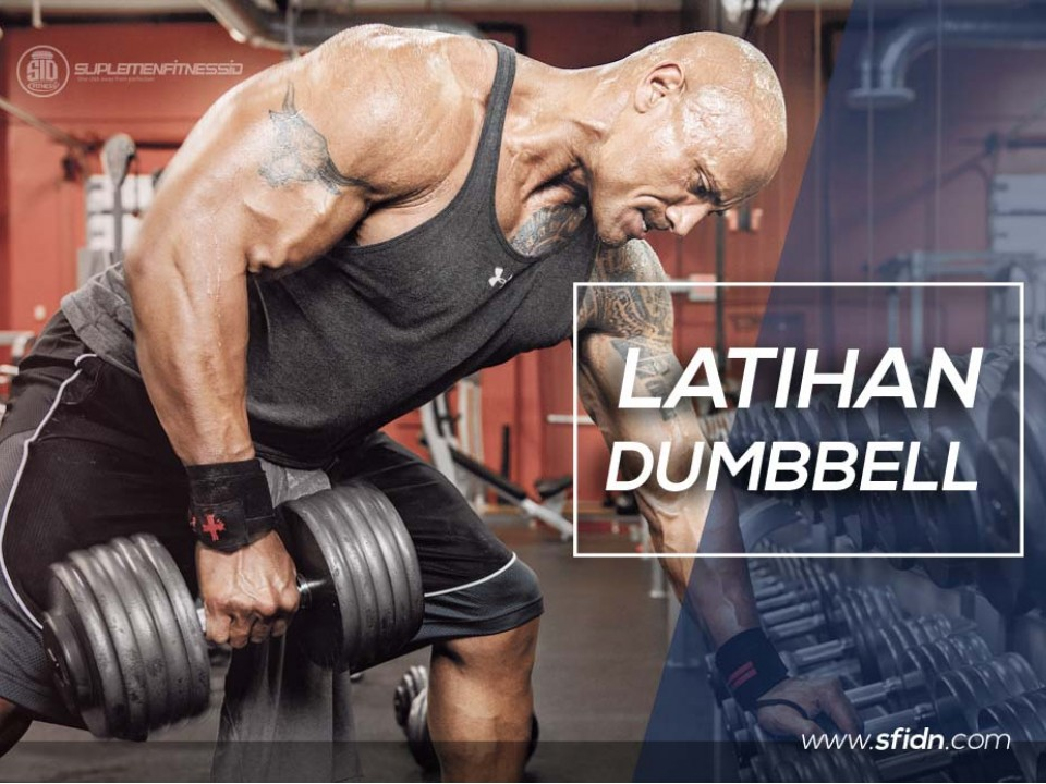 Latihan Dumbbell