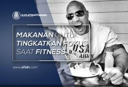Makanan untuk Tingkatkan Fokus saat Fitness
