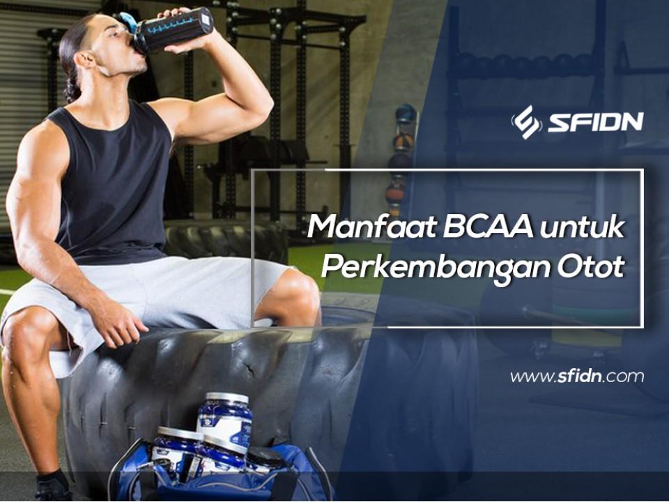 Manfaat BCAA untuk Perkembangan Otot