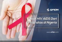 Obat HIV AIDS Dari Universitas di Nigeria