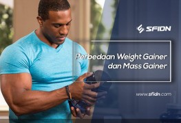 Perbedaan Weight Gainer dan Mass Gainer