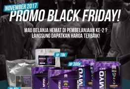 Promo Black Friday SFIDN 2017