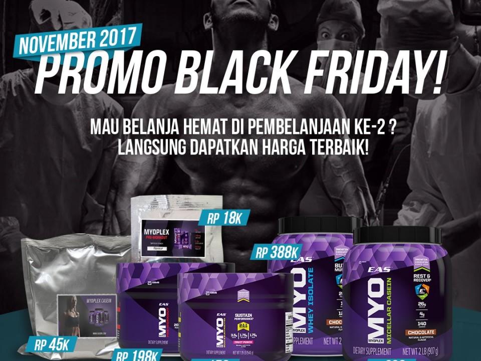 Promo Black Friday SFIDN 2017
