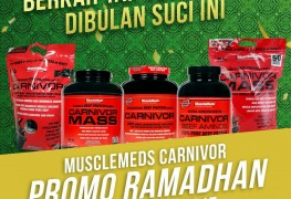 Promo Musclemeds Ramadhan 2017 SFIDN