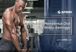 Rahasia Membentuk Otot Dalam Waktu Seminggu