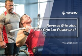Reverse Grip atau Wide Grip Lat Pulldowns?