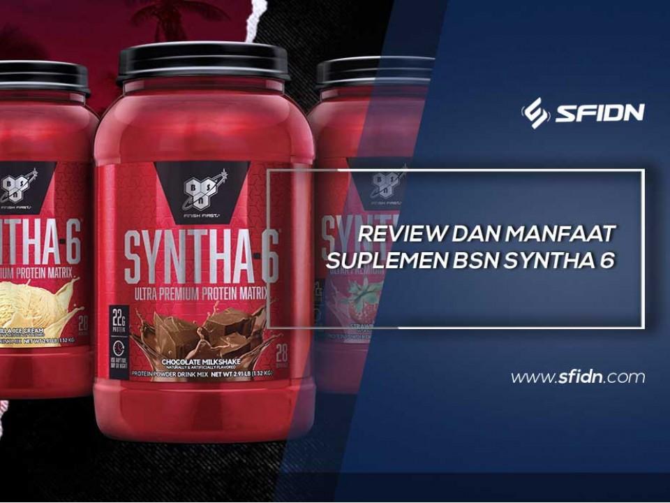 Review dan Manfaat BSN Syntha 6