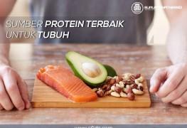 Sumber protein terbaik untuk tubuh