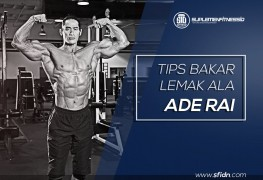 Tips bakar lemak ala Ade Rai
