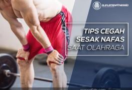 Tips lengkap cegah sesak nafas ketika olahraga