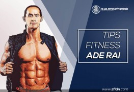 Tips Fitness Ade Rai