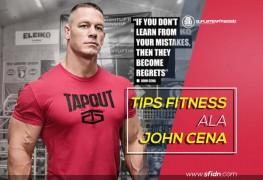 Tips Fitness ala John Cena