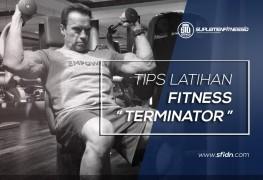 Latihan Fitness Terminator Arnold Schwarzenneger