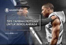 Tips Tambah Motivasi Olahraga