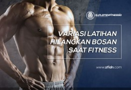 Coba Variasi Latihan ini Atasi Bosan Fitness
