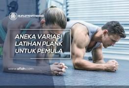 Jenis Latihan Plank untuk Pemula