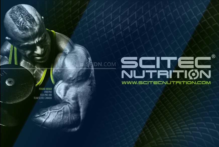 Mengenal Produsen Suplemen Scitec Nutrition dan Beberapa Produknya
