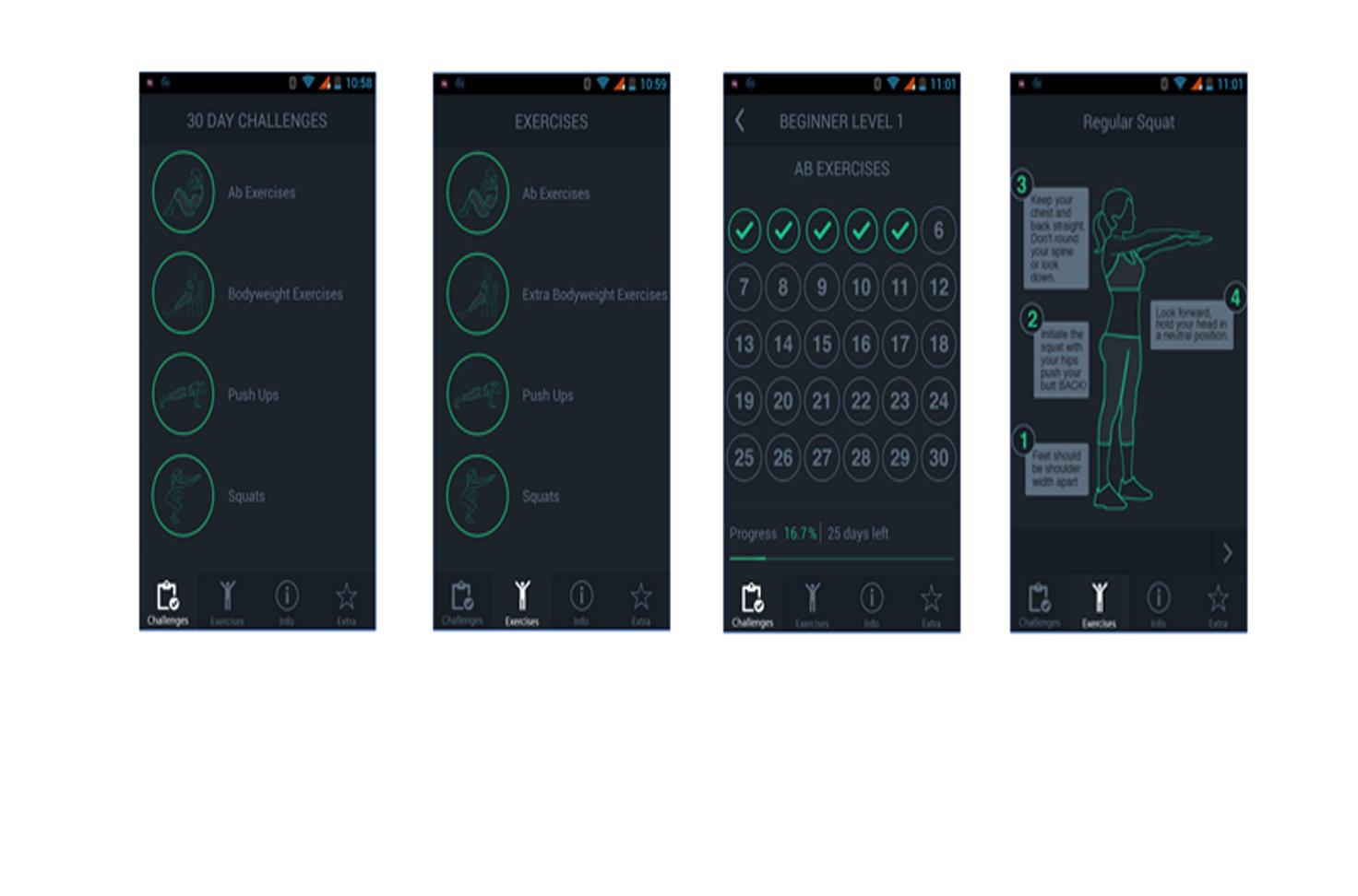 Aplikasi Android Fitness Terbaik untuk maksimalkan latihan otot